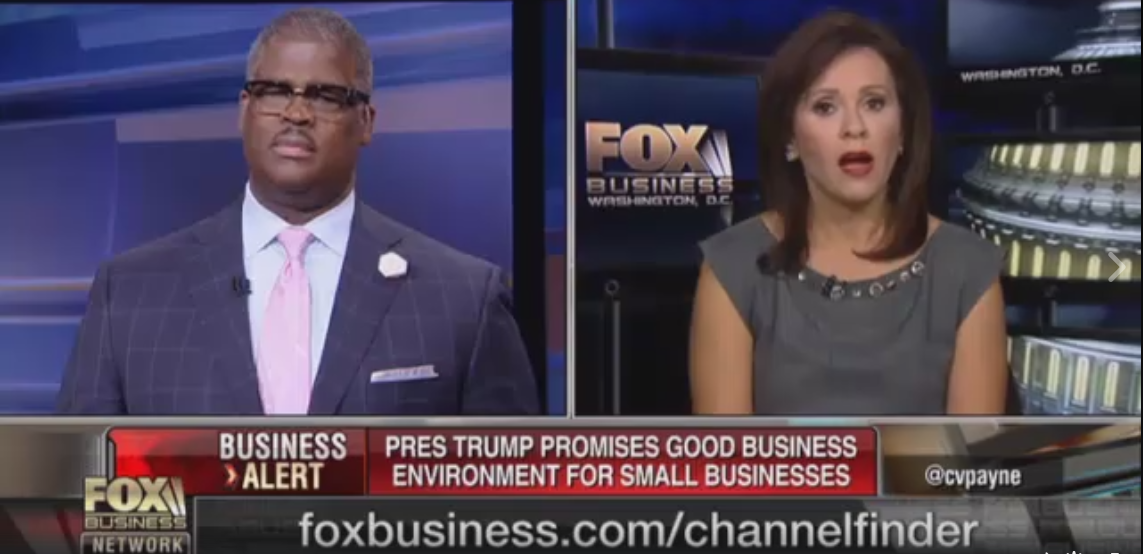 M. Luis COO, Natalia Luis featured on Making Money with Charles Payne