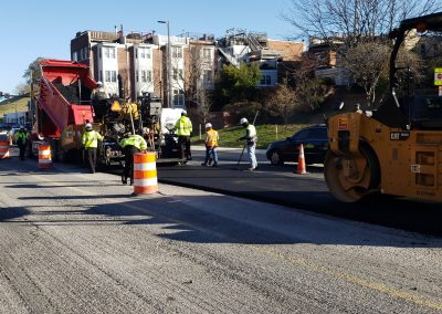 Baltimore City Resurfacing Projects