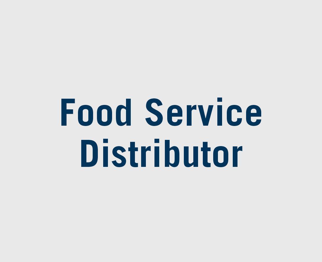 Food Service Distributor